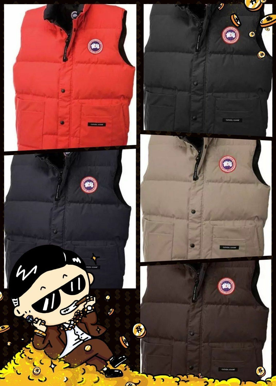 Chaqueta de abrigo sin mangas cálida Gilet sin mangas, para hombres, de alta calidad, marrón