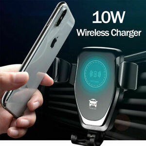 10W-QI-Wireless-Fast-Charger-Car-Mount-Holder-Stand-For-iPhone-X-XS-Samsung-S9