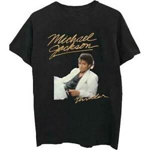 Michael Jackson Thriller White Suit Official Merchandise T-Shirt M/L/XL - NEU