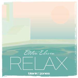 BLANK-amp-JONES-RELAX-EDITION-11-ELEVEN-2-CD-NEW