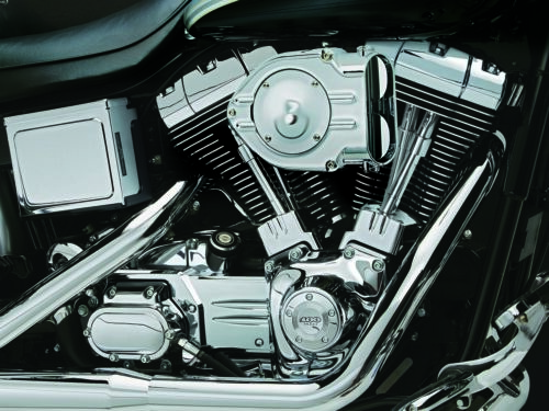 Kuryakyn 8464 Standard Hypercharger Harley /'93-/'99 Evolution Big Twin