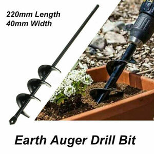 Garden-Plant-Flower-Steel-Auger-Drill-Bit-Rapid-Planter-for-3-8-Hex-Drive-Drill