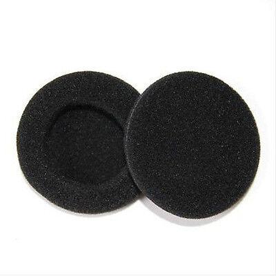 4 pairs 50mm foam pads ear pad sponge earpads headphone cover for headset 2 inch
