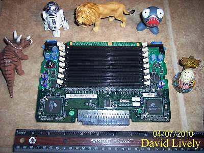 2019 Mode Dell F1730 Poweredge 6600 6650 Pe6600 Pe6650 Memory Riser Board 8slots Cn-0f1730
