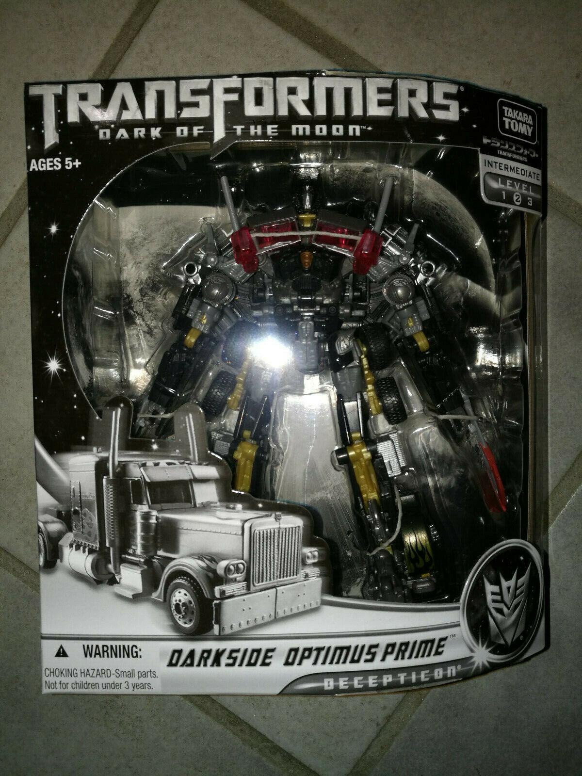 Transformers Darkside Optimus Prime Lawson Limited Takara Japan