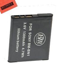 BM NP-BN1 Battery for Sony CyberShot DSC-T110,TF1,TX10,TX100V,TX20,TX200V,TX30