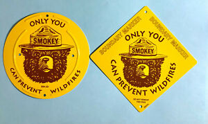 2-Smokey-the-Bear-Only-You-Can-Prevent-Forest-Fires-Metal-Boundary-Markers