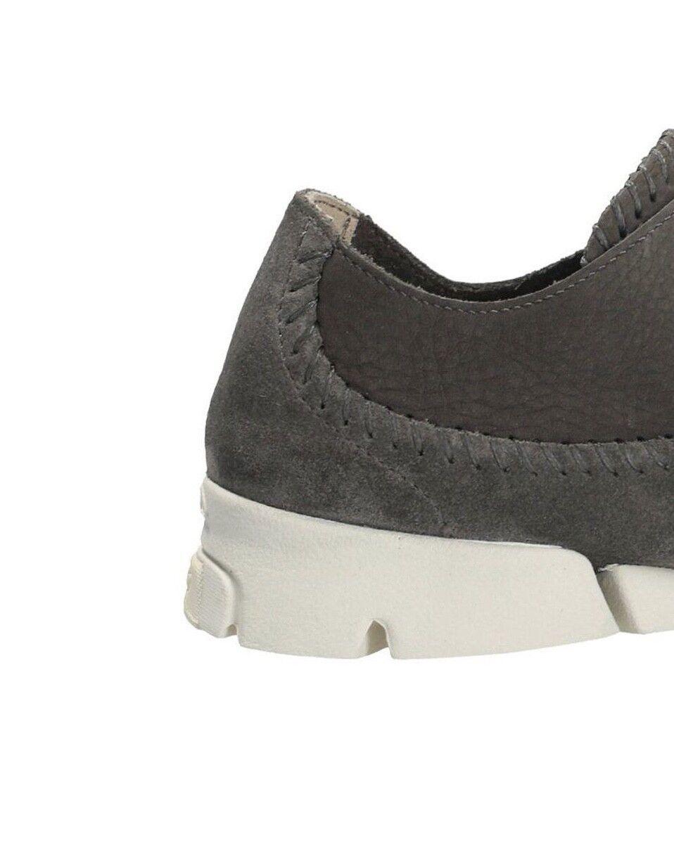 Clarks Originals Trigenic Flex 2 grigio Nubuck Casual scarpe scarpe scarpe  26128317 601bc7
