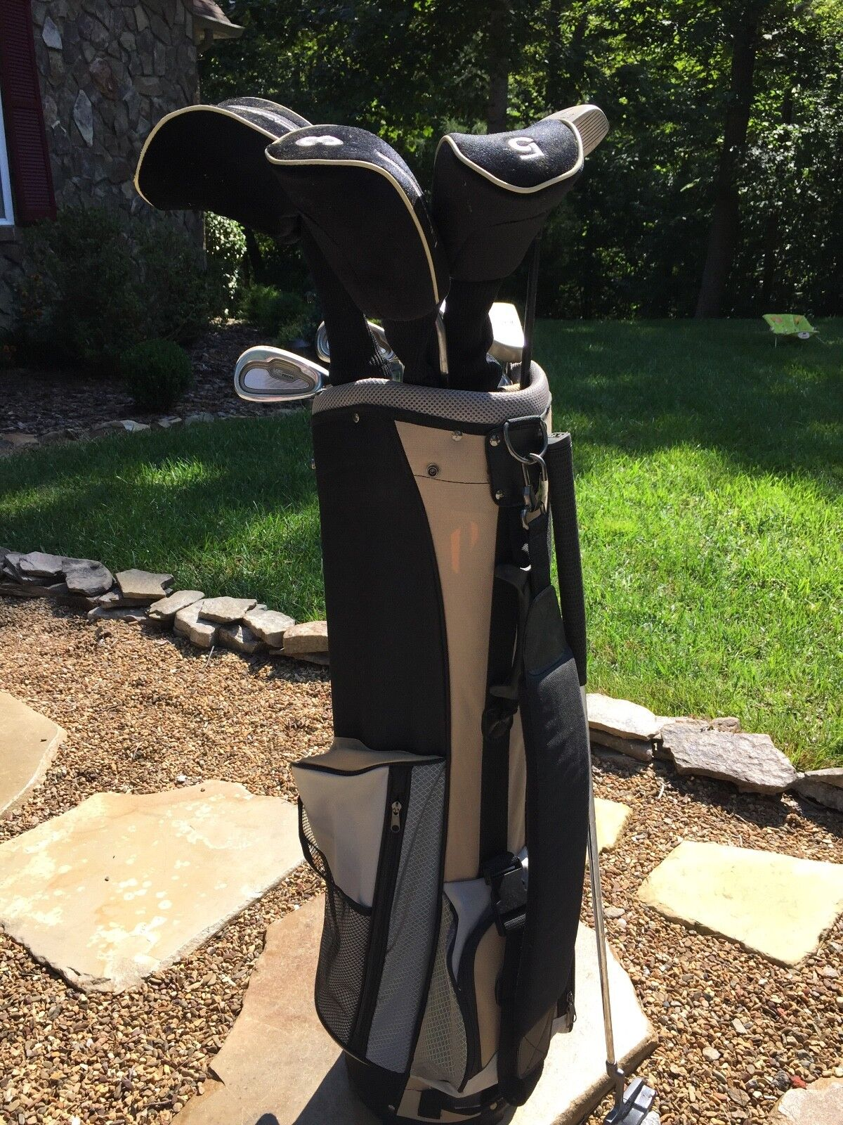 womens golf clubs lady clubs true tech golf full set