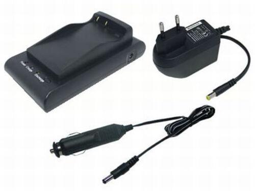 PowerSmart Ladegerät für CANON UC3Hi UC10 UC15C UC20 H640 H680 H850