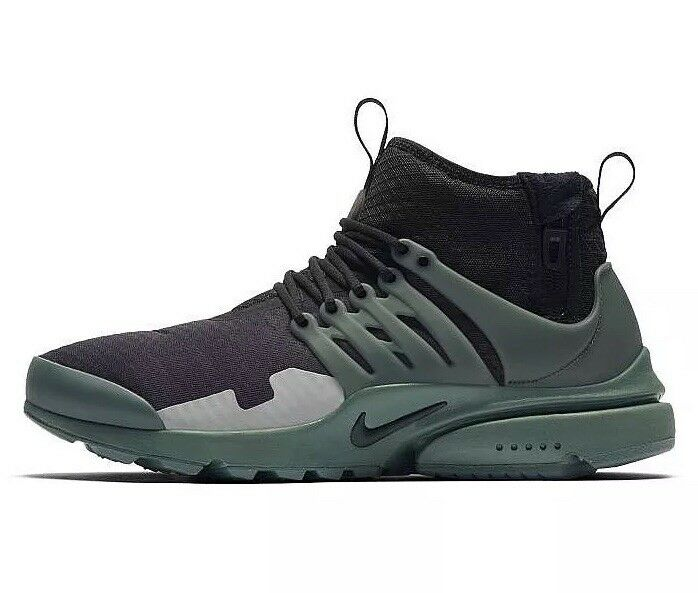Nike Air Presto Mid SP Mens Trainers Größe UK 11 (EUR 46)   Box Has No Lid