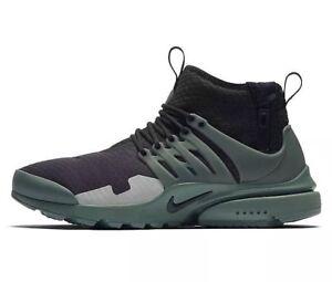 sports shoes e6d97 25286 Caricamento dell immagine in corso Nike-Presto-Mid-SP-Air-Sneaker-Uomo- Taglia-
