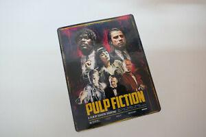 PULP FICTION - Steelbook Magnet Cover (NOT LENTICULAR)