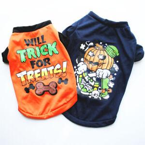 Pet-Summer-Cool-Clothes-Vest-Puppy-Dog-Cat-Cute-T-Shirt-Cotton-Coat-Costumes-New