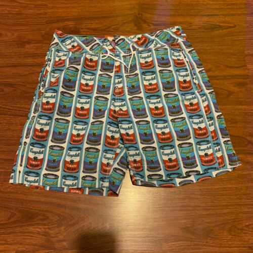 vintage andy warhol Shorts