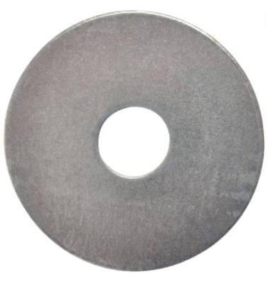Adaptable 50mm Diameter Zinc Repair Washer M6 M8 M10 M12 Pack Of 4 Fencing Diy Odd Jobs Dingen Geschikt Maken Voor De Mensen