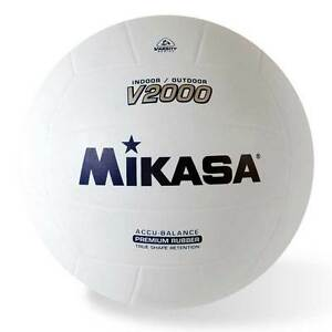 MIKASA-V2000-Volleyball-Premium-Rubber-Indoor-Outdoor-Official-Size
