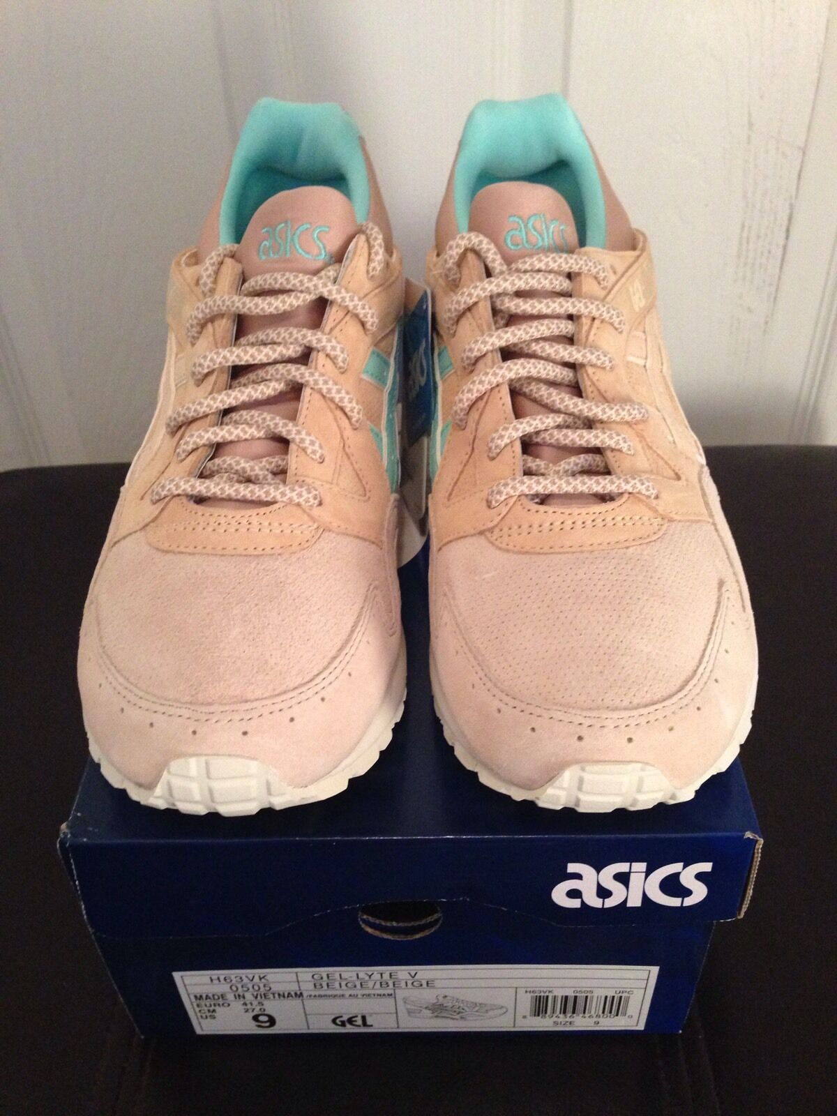 Asics Gel Lyte V 5 x Offspring 20th Anniversary Cobbled Sand H63VK 0505 Sz 9