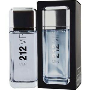 96ea20fc09 212 VIP Men by Carolina Herrera Eau De Toilette 6.75 Oz 200 Ml Spray ...