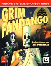 Grim Fandango: Prima's Official Strategy Guide [Oct 28, 1998] by Jo Ashburn