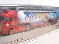 Herpa MAN Tanksattelzug Bayer Baynat OVP (D8711)