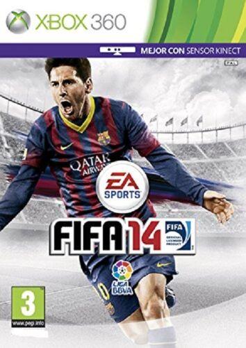 1 of 1 - FIFA 14  Xbox 360  Microsoft Xbox 360 European Packaging  PAL Brand NEW