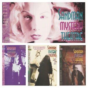 ° Sandman Mystery Theatre: the Tarantula Act 1 a 4 di 4 ° US VERTIGO 1993