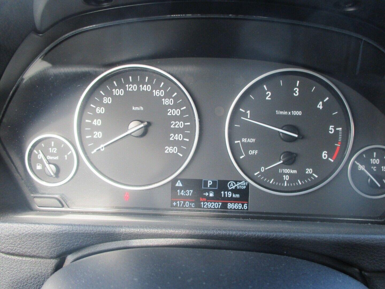 BMW 320d 2,0 Touring aut. - billede 11
