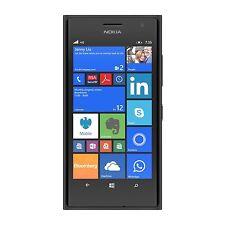 Nokia Lumia 630 - 8GB - Black (Unlocked) Smartphone for sale