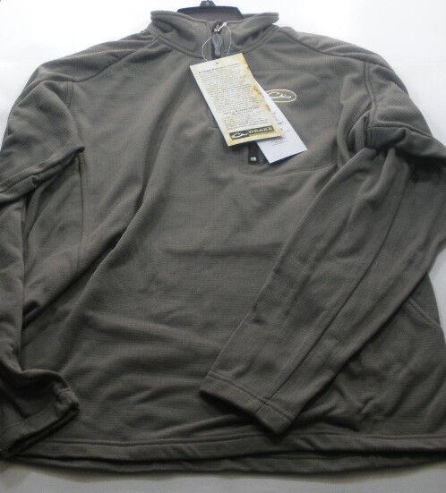Drake Ave Acuática 2040MUD-S Barros MST Breathlite  Quarter-Zip Camisa Chaqueta  bienvenido a elegir