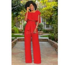 a68bd746b293 item 1 Women Fashion 2 Piece Solid Casual Jumpsuit Crop Top Wide Leg Pants  Set H9D9 -Women Fashion 2 Piece Solid Casual Jumpsuit Crop Top Wide Leg  Pants Set ...