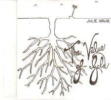 (DP903) Lulie Hawk, The Value Of Gold - DJ CD