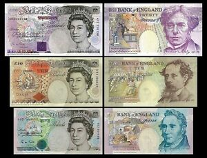 Great-Britain-2x-5-10-20-pounds-Edition-1990-1992-01-reproduction