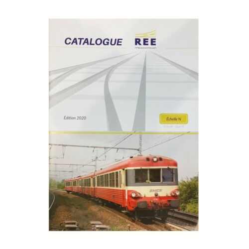 "Ang All-N 1//160-REE 2020 Catalogue REE /""N/"" 2020 32 pages Fr"