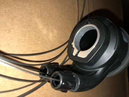 Enviolo CT//CA//TR GEAR KNOB Handle Black Grey for Nuvinci 360//380 NEW