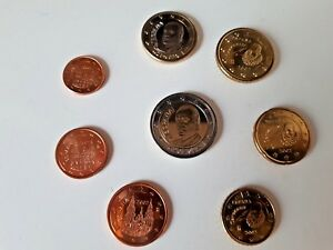 CALIDAD-BU-EUROS-ESPANA-2002-Serie-de-8-monedas-sin-circular