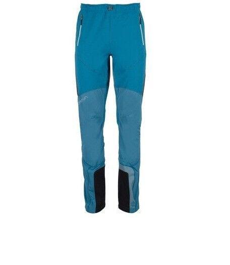 La Sportiva Herren Blau Hosen Größe  M Ref  C5063
