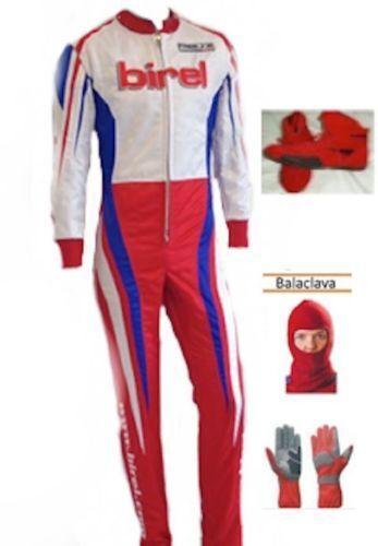 Birel 2014 Kart race suit  kit CIK FIA Level 2 (Free gifts)  best fashion