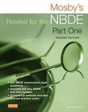 Mosby's Review for the NBDE Part I 2nd Int'l Edition