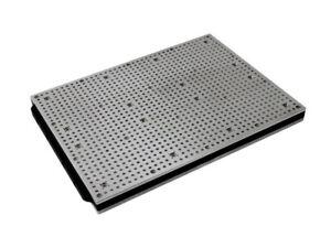 BZT Vakuumtisch 410 x 300 mm ALU CNC Fräse Portalfräse