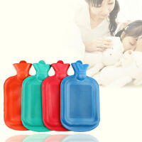 THICK Rubber HOT WATER BOTTLE Bag Winter Autumn WARM Relaxing Heat Cold Therapy