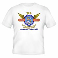 5th Army Air Forceunited States Army Air Corpsp-40p-38b-25 Wings Shirt