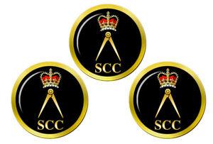 Mer-Cadets-SCC-Navigation-Badge-Marqueurs-de-Balles-de-Golf
