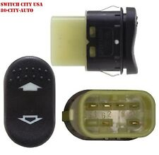 Ford OEM Focus GT Passenger Power Window Switch 7S4Z14529C YS4Z14529CA
