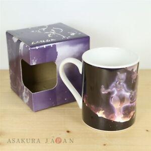 Pokemon-Center-Original-Mewtwo-Mew-mug-cup-Ceramic-Japan-Kitchen