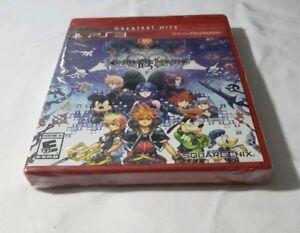 Kingdom Hearts HD 2.5 ReMIX Sony PlayStation 3 PS3 BRAND NEW