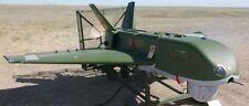 SAGEM Sperwer Canada AF Unmanned Aerial UAV Aircraft Desktop Wood Model Small