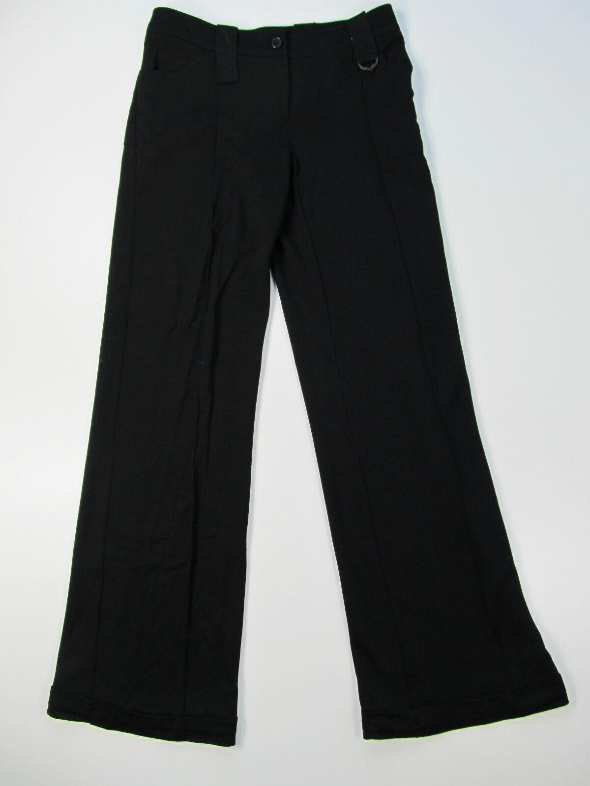 Liu.Jo Hose Pantalon black Broek  Neu  IT 42  DE 36