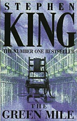 The Green Mile by King, Stephen Paperback Book The Cheap Fast Free Post