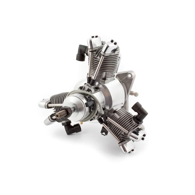 Saito-fg-60 r3 3-cylinder radial engine RC Galaxy   offerta speciale